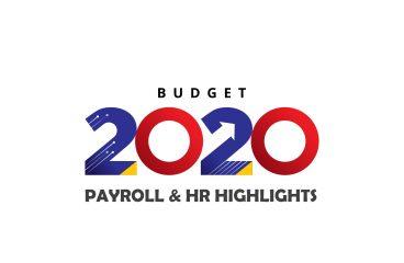 Budget 2020: Payroll & HR Highlights