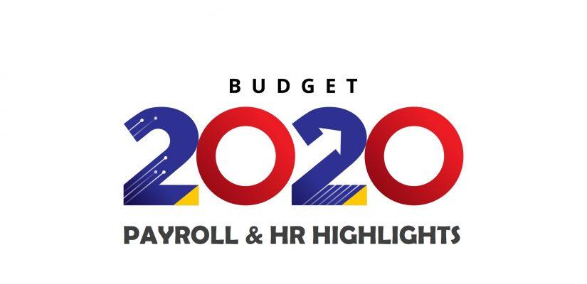 budget2020 CentralHR