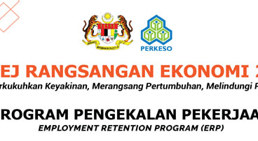 Employment Retention Program (Program Pengekalan Pekerjaan)